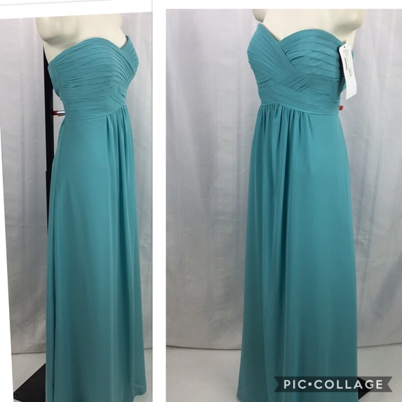 0787859cc9 Bill Levkoff Long Formal Prom Bridesmaid Dress New